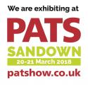 We are exhibiting at Sandown